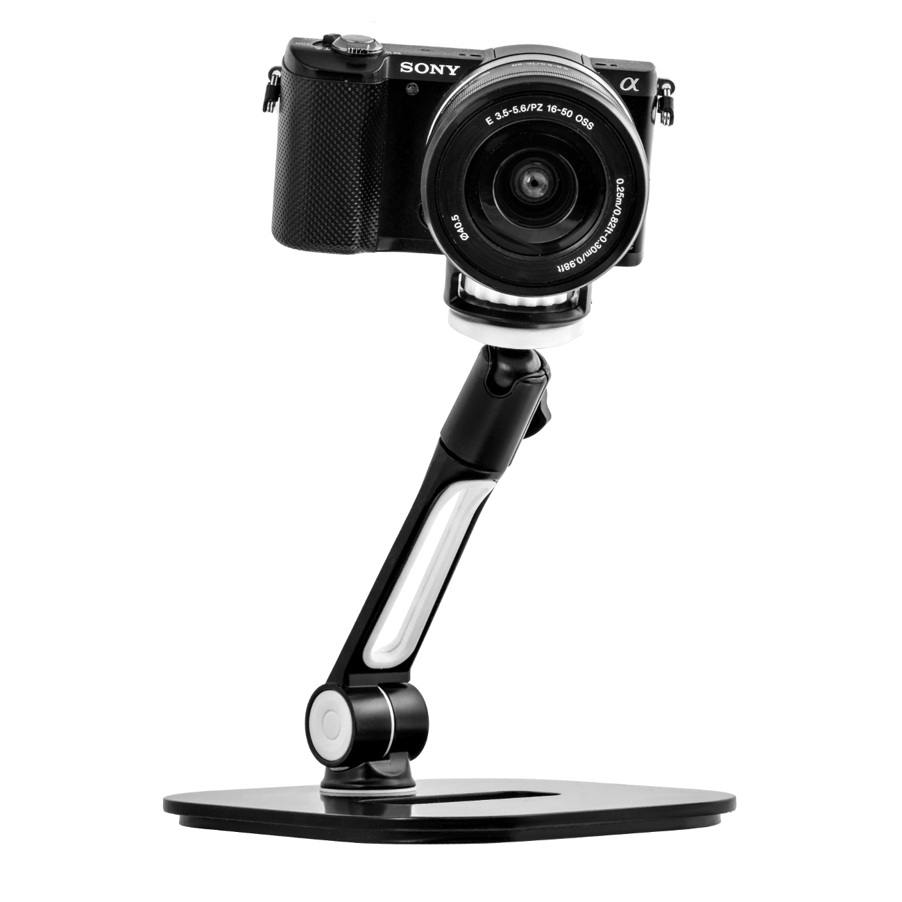 Stand for cameras and projectors